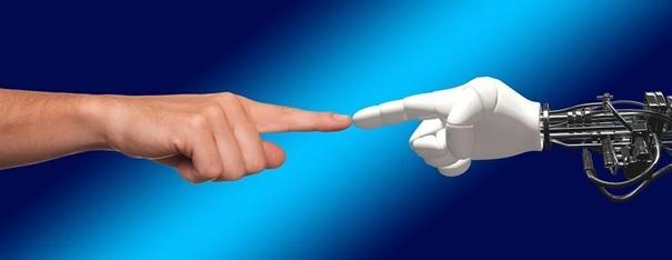E agora? Como competir com um robô?
