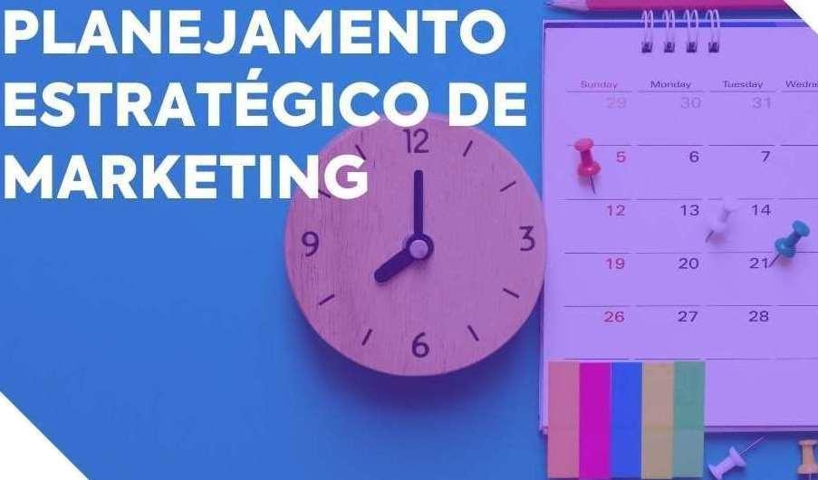 Planejamento estratégico de marketing em negócios do ambiente virtual