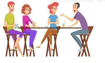 Comunidade virtual e a mesa de bar