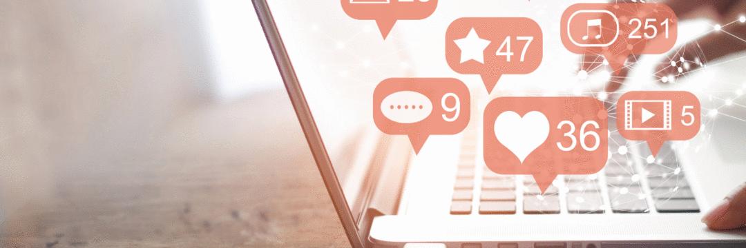 A Redes Sociais e a Nossa Pegada Digital