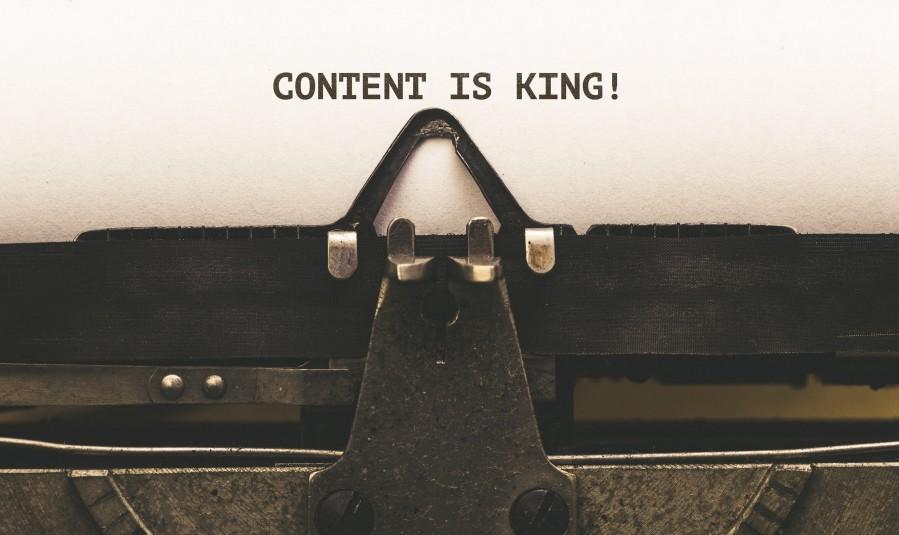 O desafio da geração de conteúdo relevante e permissivo para um consumidor múltiplo.