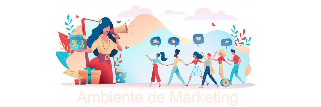 Emoção, ética e empatia - ambiente de marketing!