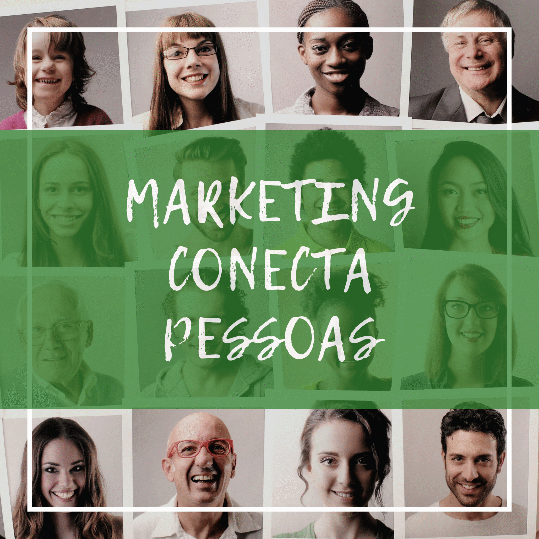 MARKETING CONECTA PESSOAS