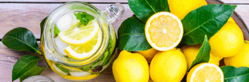 Quando do limão se fez uma doce limonada