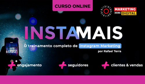 INSTAMAIS - O Treinamento Completo de Instagram Marketing