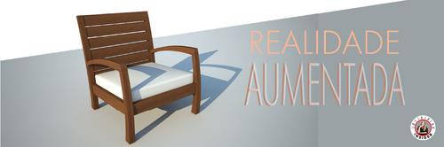 Realidade Aumentada na projeção de ambientes