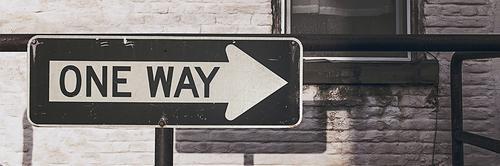 Escolha que caminhos não percorrer