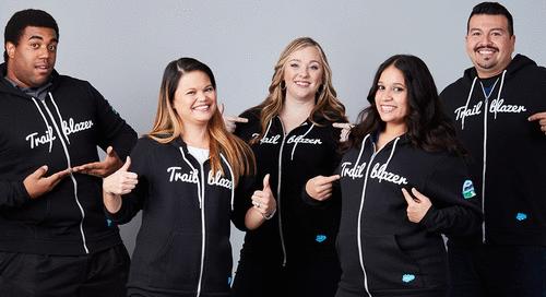 A comunidade no centro da mudança: o case da Salesforce