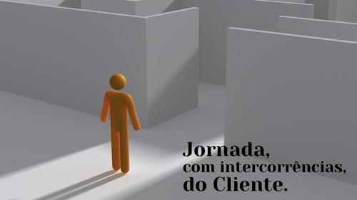 Jornada, com intercorrências, do Cliente