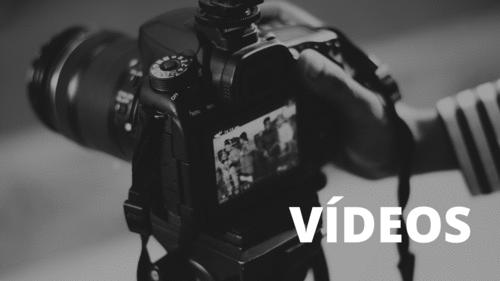 Vídeos 🎬 Como gravar?