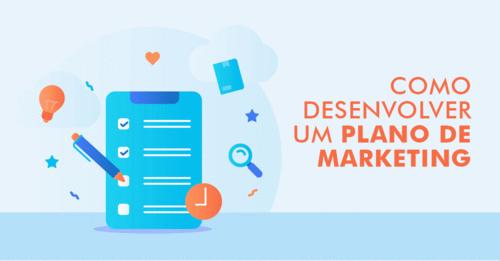 Ilustrando um Plano de Marketing de Maneira Prática